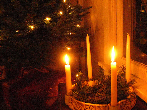 Keeping Advent Imperfectly