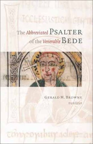 The Abbreviated Psalter of the Venerable Bede