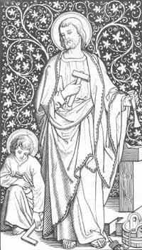 Fourth Sunday of St Joseph