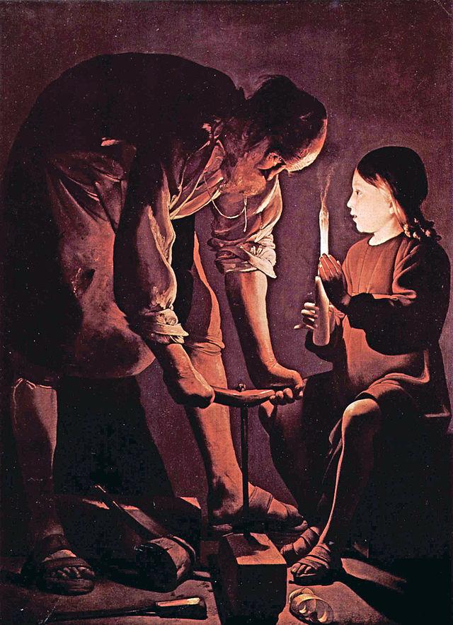 Seventh Sunday of St Joseph