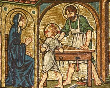 Fifth Sunday of St Joseph