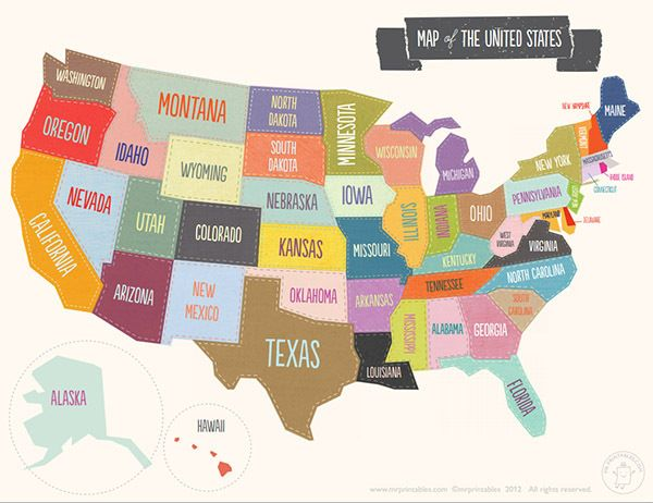 Reading Across the States