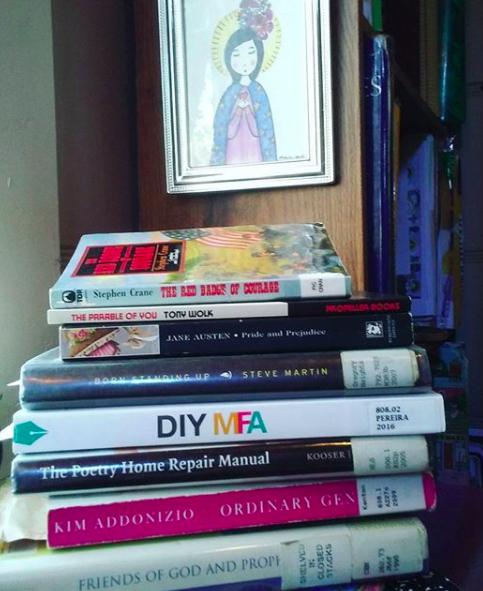 Homeschooling the MFA