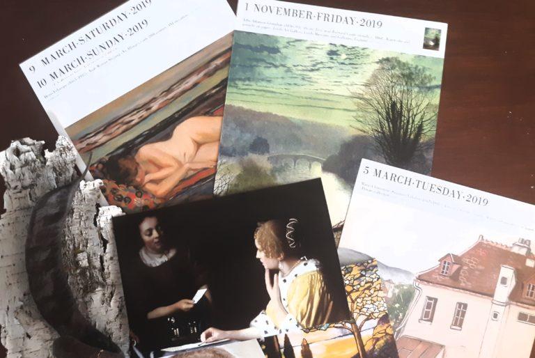 Postcard Poems