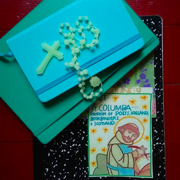 The Homeschool MFA Notebook