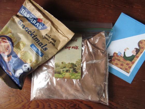 poetry friday :: teatime treats